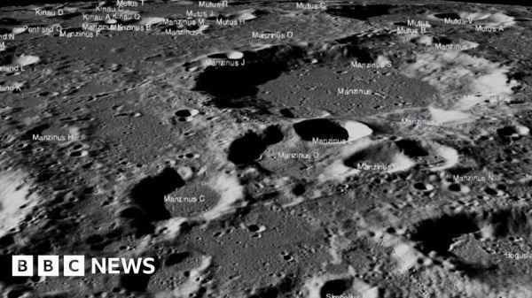 Nasa says India moon probe made