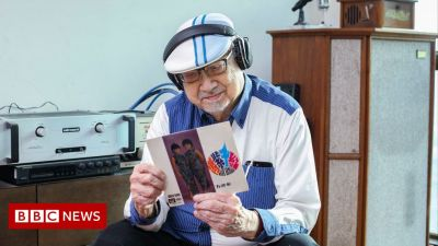 Hong Kong's Ray Cordeiro, 'world's most durable DJ', retires at 96