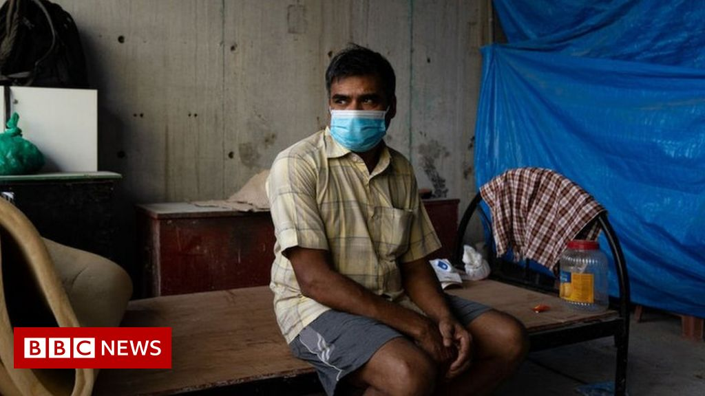 , Singapore migrant workers are still living in Covid lockdown, The Evepost BBC News