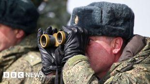 Russia Ukraine conflict: Fact-checking Russian TV's Ukraine claims #world #BBC_News