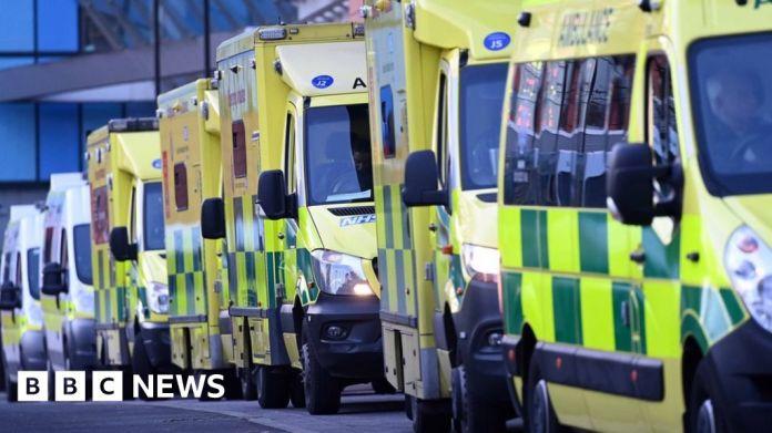 116389355 ambulances