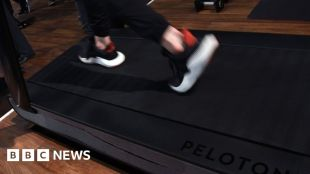 Regulator warns against use of Peloton treadmill #world #BBC_News