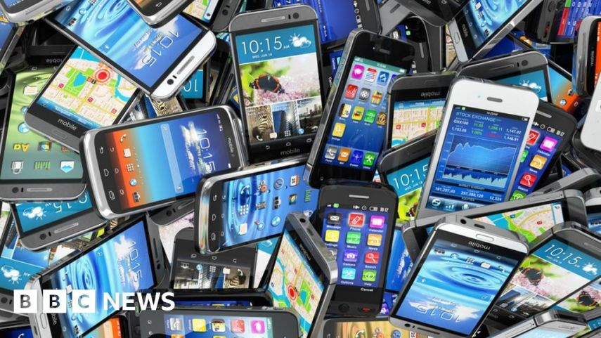 What if your smartphone is out of touch    BBC News