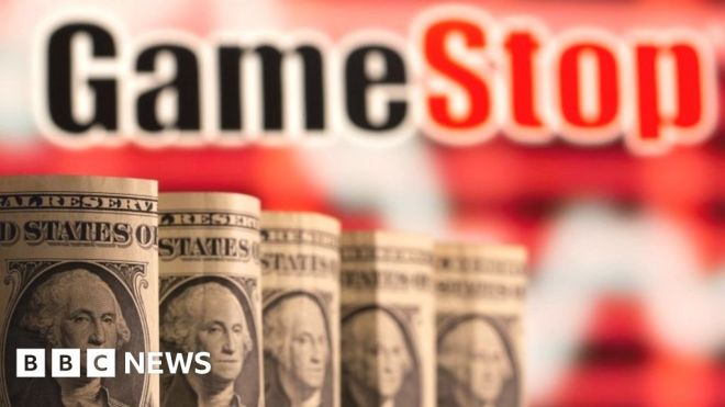 Why the GameStop story is far from over #world #BBC_News