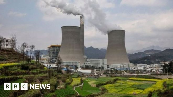 Climate change: Carbon 'surge' expected in post-Covid energy boom #world #BBC_News