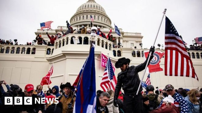 US Capitol riot: Senate spells out intelligence and police failures #world #BBC_News