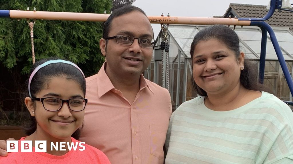 Coronavirus: Leicester patient first to join 'UK's largest' recovery study