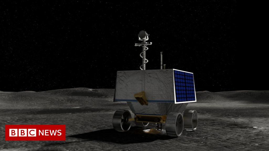 , Nasa selects landing site for Moon rover mission, The Evepost BBC News