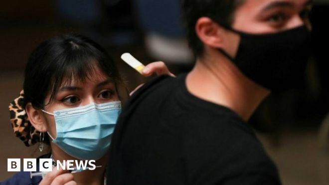 Covid-19 pandemic: Chile capital locks down despite mass vaccination #world #BBC_News