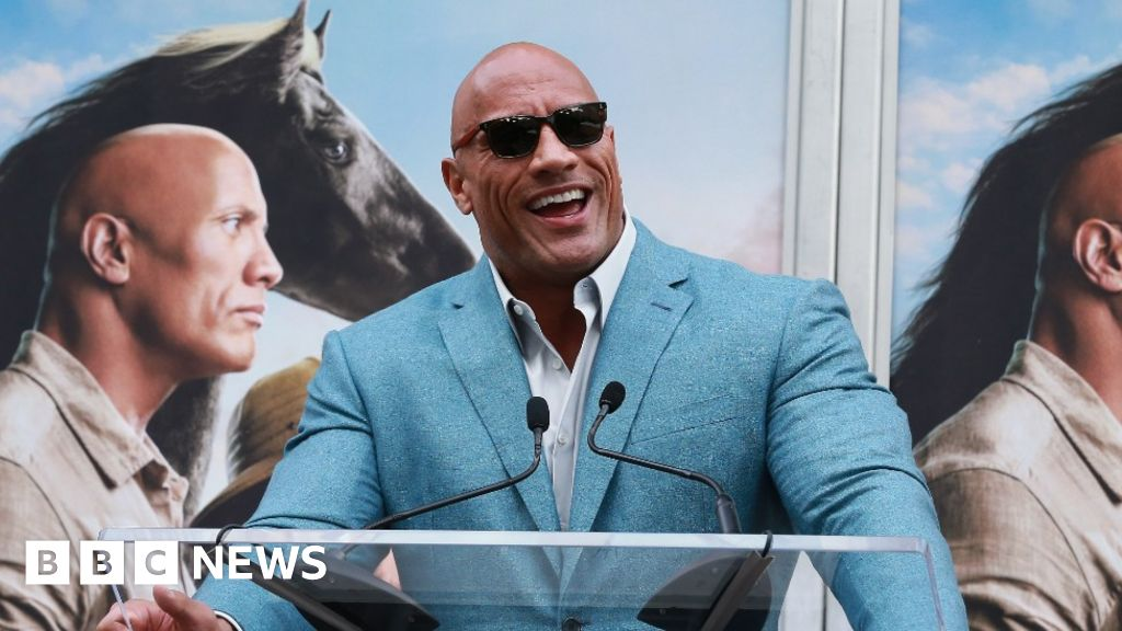 Photo of The Rock ranks as Instagram's 'most useful star'