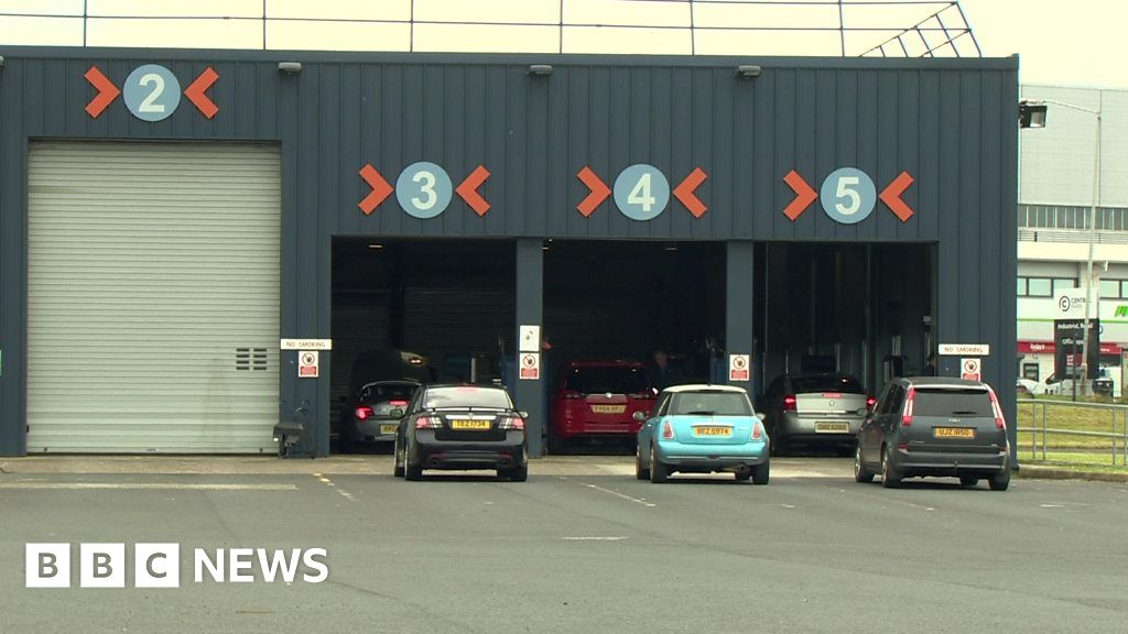 Drivers express frustration after being driven out of MOT centers