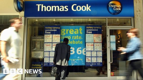 Thomas Cook: Much-loved brand with humble roots