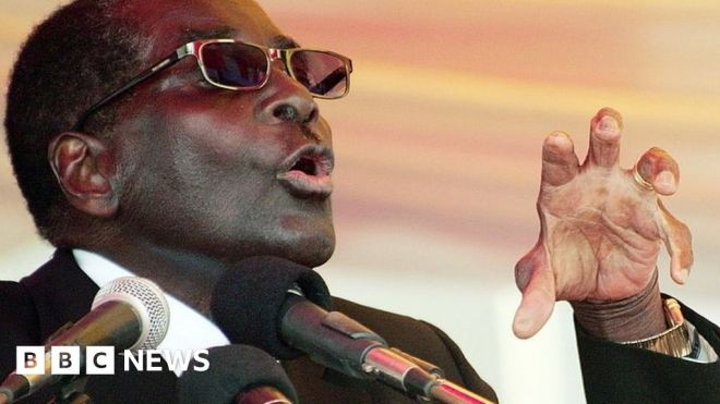 Letter from Africa: How Zimbabwe is still haunted by Robert Mugabe #world #BBC_News