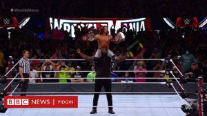 WrestleMania 2021 results: Jordan Omogbehin won the first fight as a WWE welcome fan return