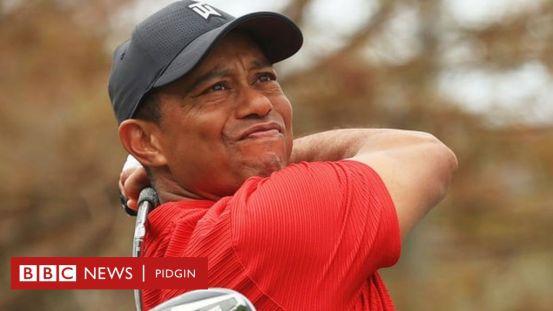 """Tiger Woods car wreck: Eldrick Tont """"Tiger Woods"""" crashes over secret deal for Los Angeles"""