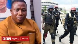 Sunday Igboho Arrest: DSS bucket for attempting to arrest Sunday Igboho?  Take a look at wetin as we find out