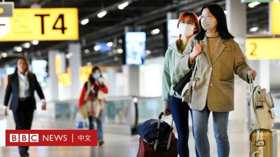 Covid-19:BBC新闻:英国正谨慎开放在英国学习的中国学生的旅行困难