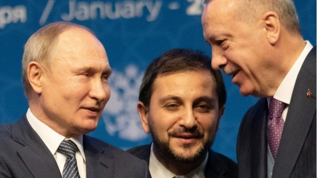 Russia, Turkey Call For Ceasefire In Libya Beginning Sunday