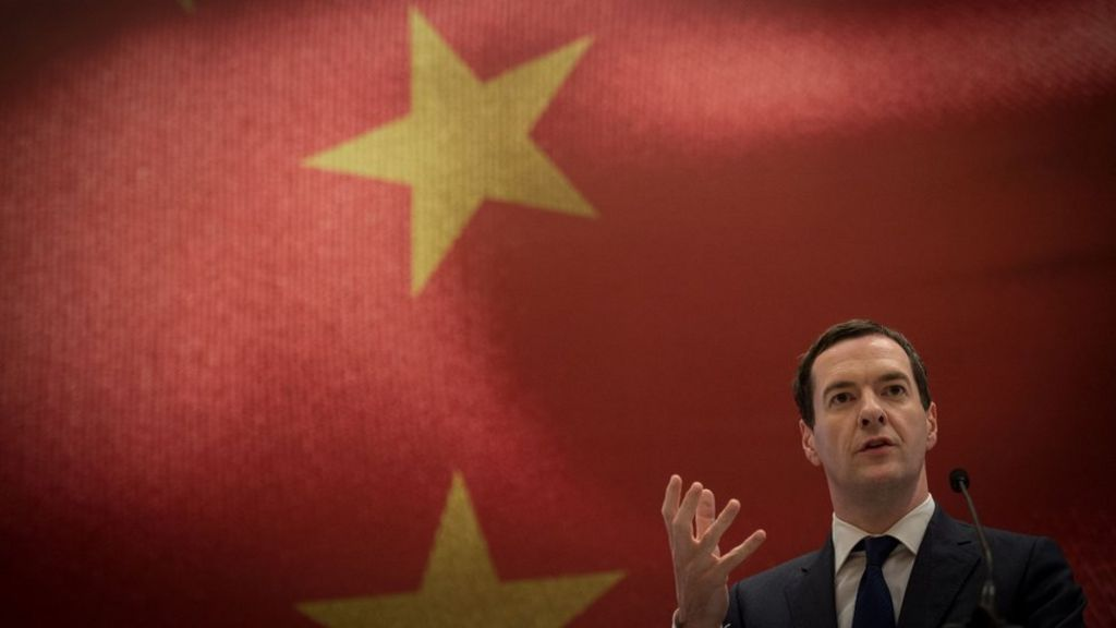 China and 'the Osborne Doctrine' - BBC News