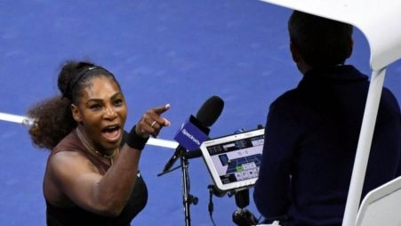 Serena Williams and the trope of the 'angry black woman' - BBC News