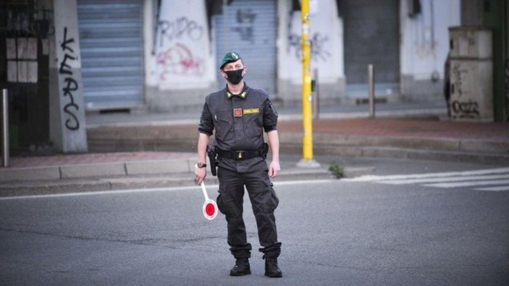 Coronavirus: Italy's PM outlines lockdown easing measures - BBC News