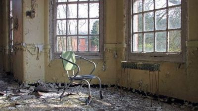 Asylum's demolition marks end of era in mental health ...