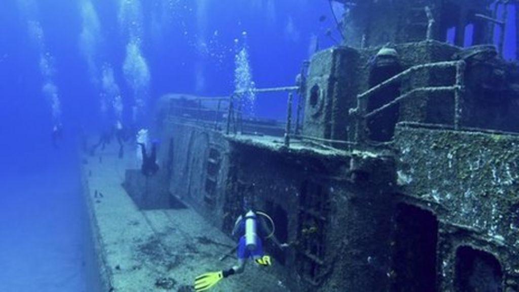 Should Shipwrecks Be Left Alone BBC News