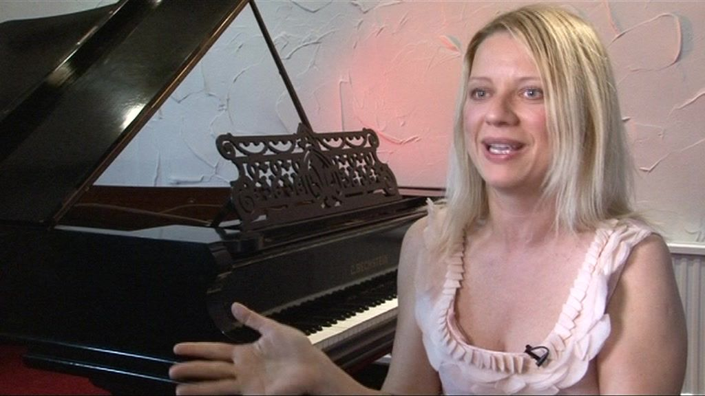 Pianist Valentina Lisitsa On Her Debut At The Royal Albert