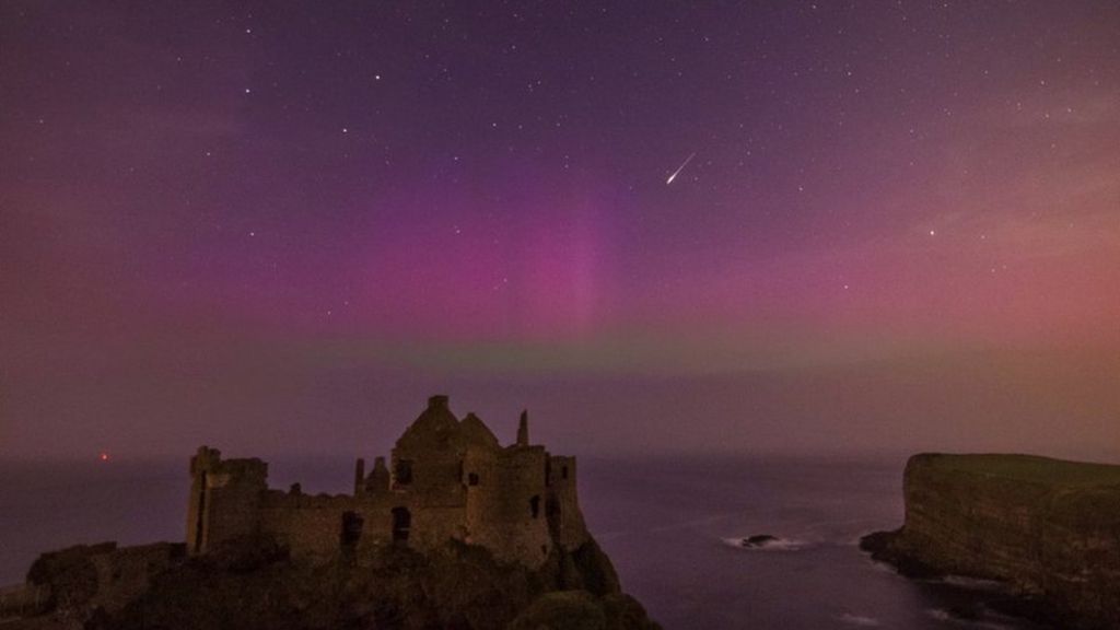 Bbc News Northern Lights