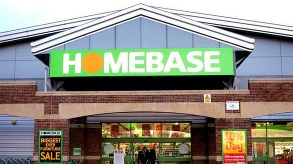 Homebase Staff In Omagh Told Store Facing Closure