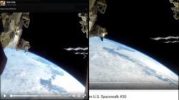Videos del espacio