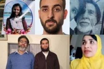 Victims of the Christchurch mosque shootings