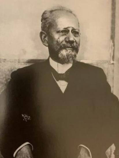 Rodrigues Alves, former Brazil president