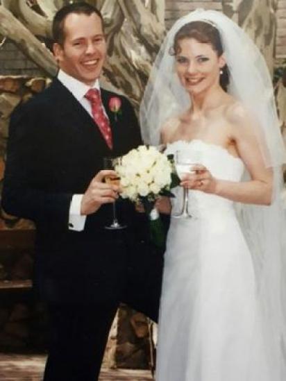 Stephen e Catherine McGown