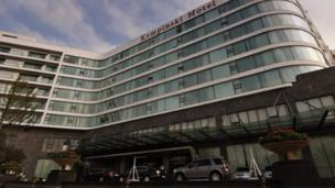 The Kempinski Hotel in Qingdao
