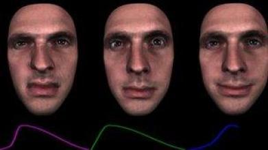 Gráficas generadas por el Software. Imagen vía BBC.