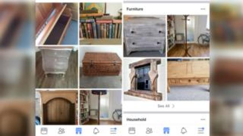 anuncios en Facebook Marketplace