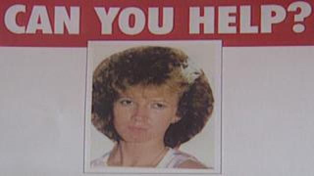 Shona Stevens poster
