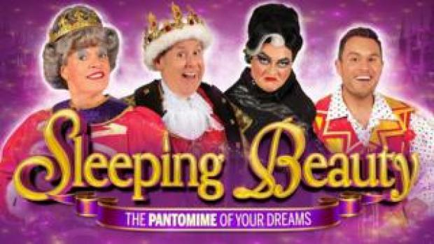Sleeping Beauty poster image