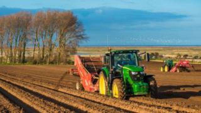 Farm in Norfolk