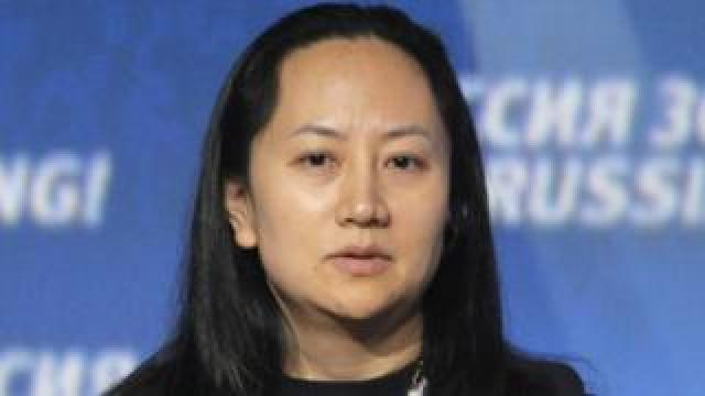 Meng Wanzhou, chief financial officer of Huawei, 2 October 2014