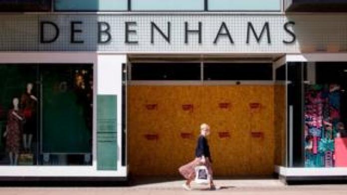 Debenhams showcase