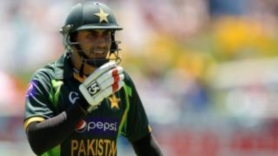 sport Nasir Jamshed