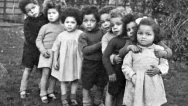 children in a children's home