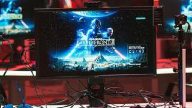 EA game Star Wars Battlefront II
