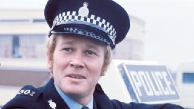 Douglas Fielding as Sergeant Alec Quilley in Z Cars
