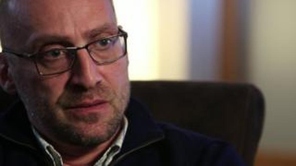 Jonathan Ferris, a former investigator with Malta's anti-money laundering agency, speaks to Newsnight