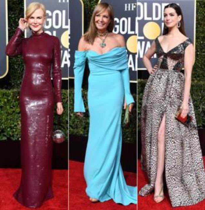 Nicole Kidman, Allison Janney and Anne Hathaway