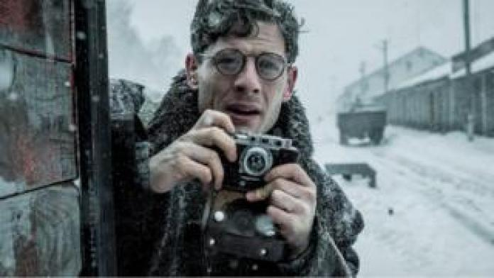 A film about the life of a British journalist who exposed Stalin