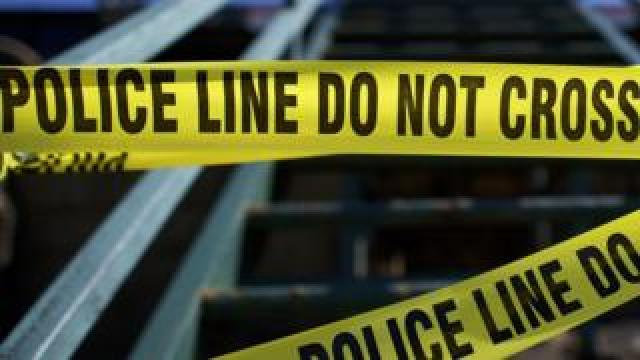 File photo of police tape